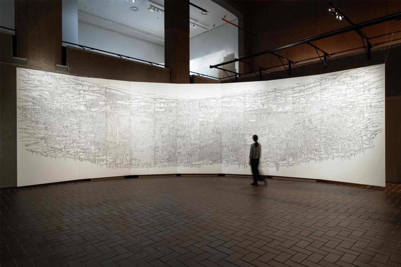 LACMAコレクション:現代書家・千葉蒼玄の2作品が米国で最大級かつ国際的な名声を博する美術館 LACMA のコレクションに加わりました。